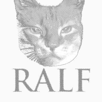 Ralf C. Katz by moltenllama