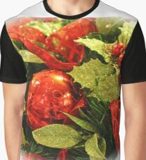 Festive Centerpiece Graphic T-Shirt
