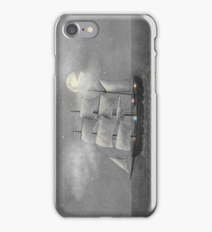 Ghost Ship iPhone Case/Skin