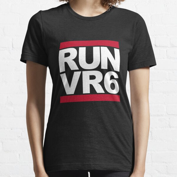 RUN VR6 T-shirt essentiel