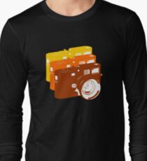 Leica addict Long Sleeve T-Shirt