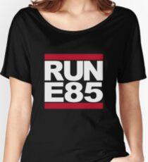 RUN E85 Women's Relaxed Fit T-Shirt