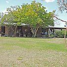 Durack Homestead Museum, Kimberley, Western Australia by Margaret  Hyde