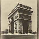Parisian Postcard - II by circleMstudios