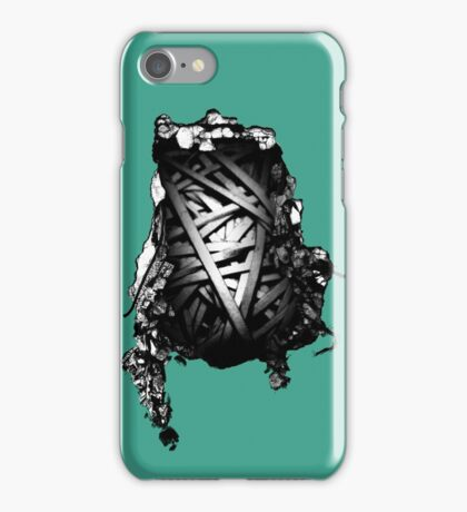 Knotted Up Inside iPhone Case/Skin