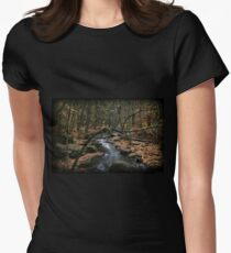Childs October Women's Fitted T-Shirt