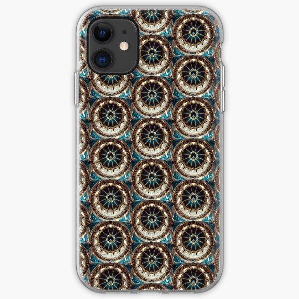 Royal pattern iPhone Soft Case