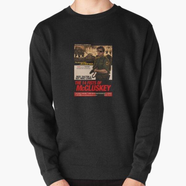 Il était une fois à Hollywood - 14 poings de Mcluskey Sweatshirt épais