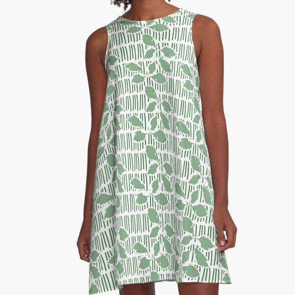 forest and garden  A-Line Dress