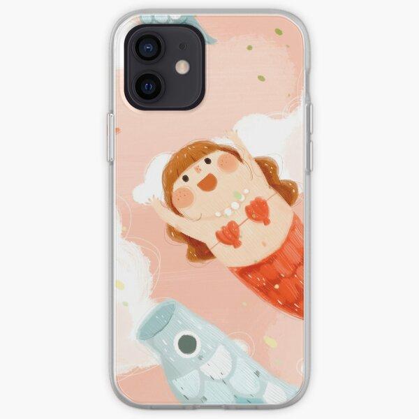 Koinobori: Japanese Children's day iPhone Soft Case