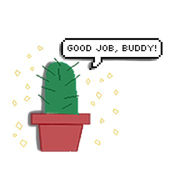 Positivity Cactus  by annnaalove