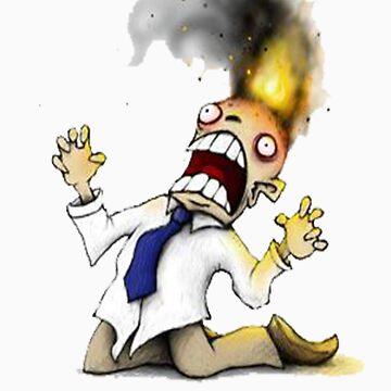 It Burns!!! by ReaperYuri