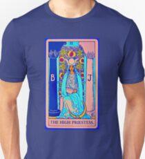 the technicolor high priestess Slim Fit T-Shirt