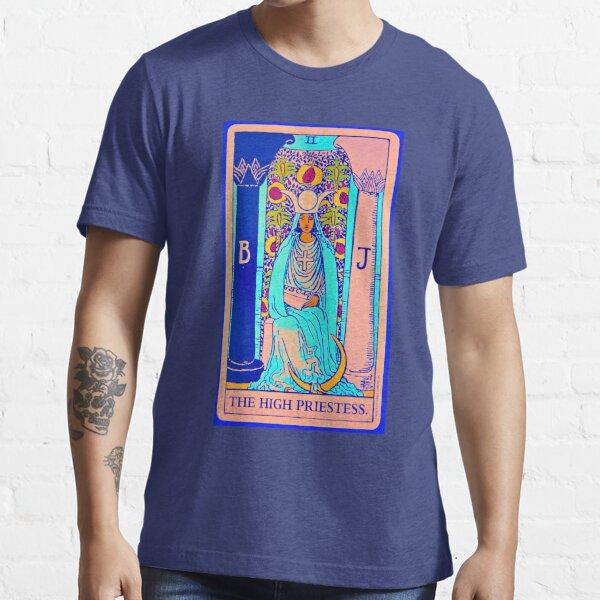 die farbige Hohepriesterin Essential T-Shirt