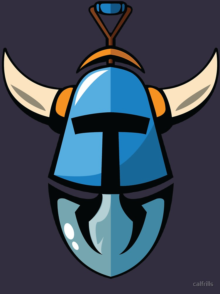 Shovel Knight de calfrills