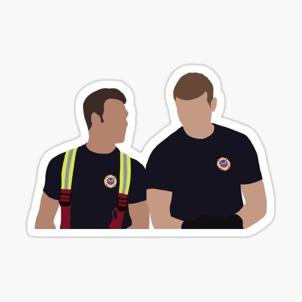Buck et Eddie Sticker