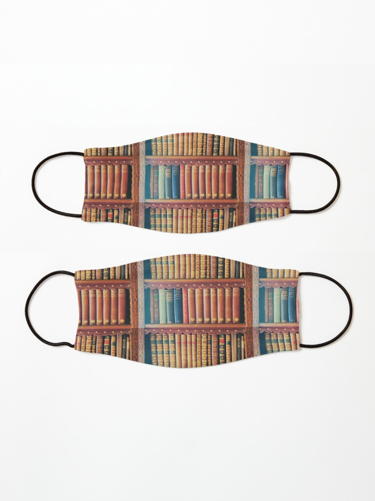 Alternate view of Library Mask