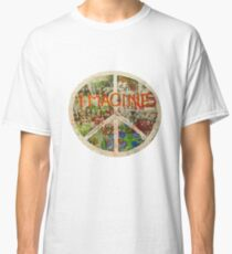 All You Need is Love - The Beatles - John Lennon - Imagine Classic T-Shirt