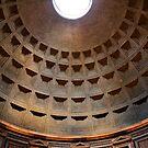 The Pantheon Dome by Tamara Travers