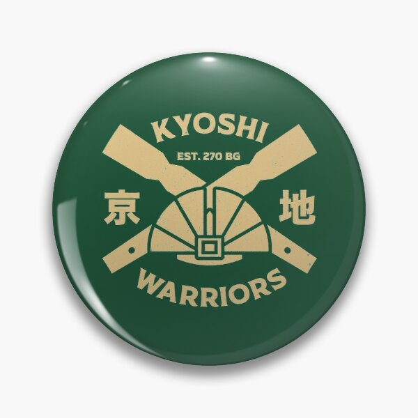 Kyoshi Warriors Pin