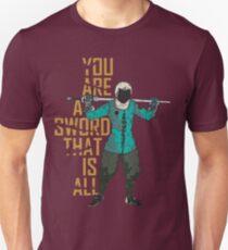 Longsword Fencer Unisex T-Shirt