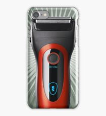 Shaver iPhone Case/Skin