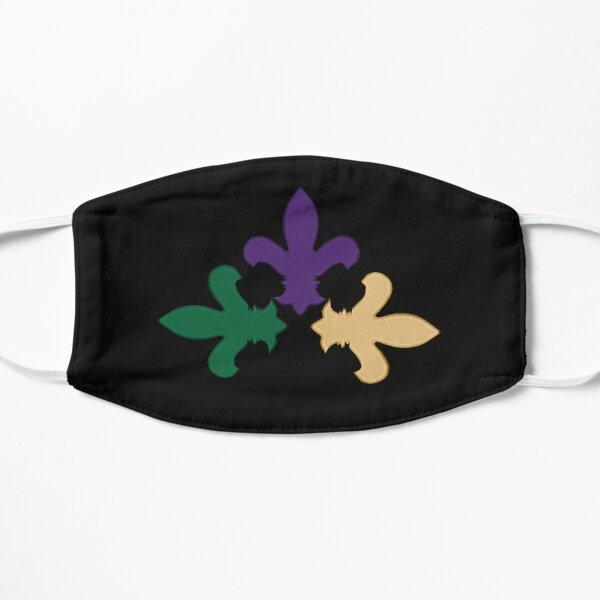 Mardi Gras fleur de lis Mask