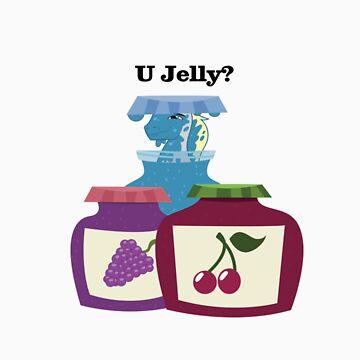 U jelly? by Bluethealicorn