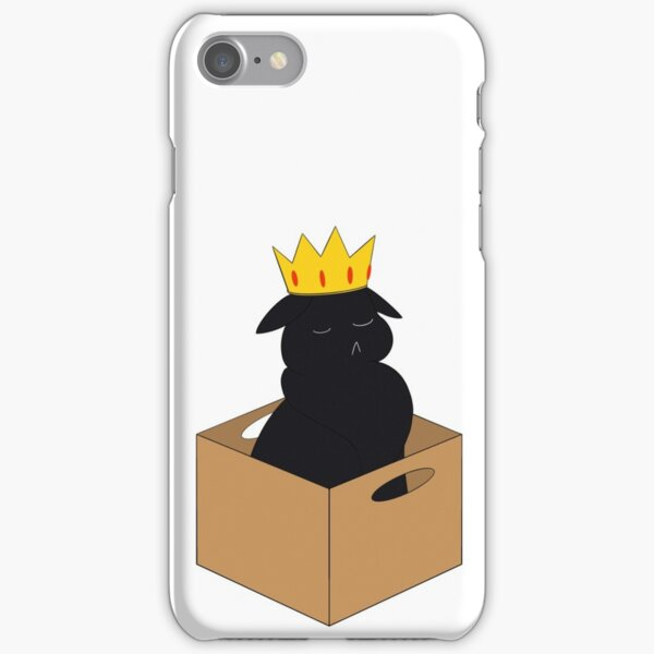King of the Box iPhone Snap Case