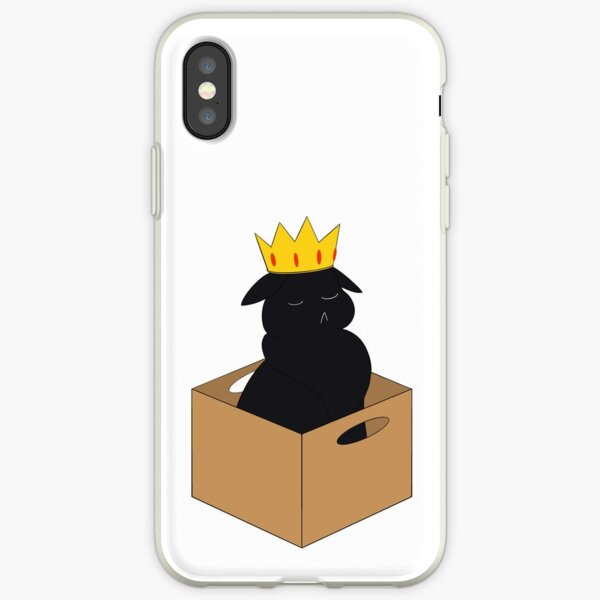 King of the Box iPhone Soft Case