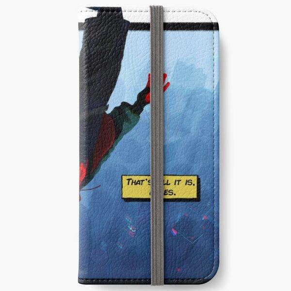 A Leap of Faith iPhone Wallet