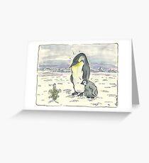 Bemused Emperors - Xmas 2015 Greeting Card