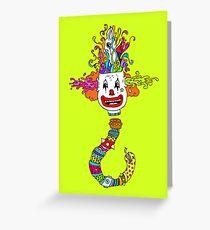 Riddler Greeting Card