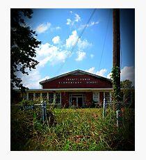 Transylvania Elementary Photographic Print