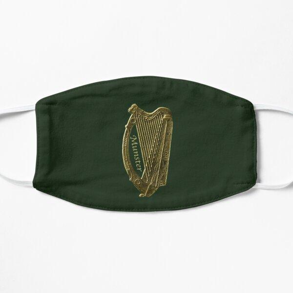 """The Golden Irish """"Munster"""" Celtic Harp Mask"""