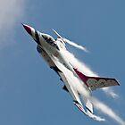 Thunderbirds Are Go! by Rick Nicholas