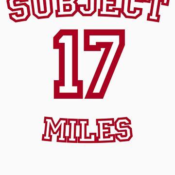 Subject Seventeen by skylofts