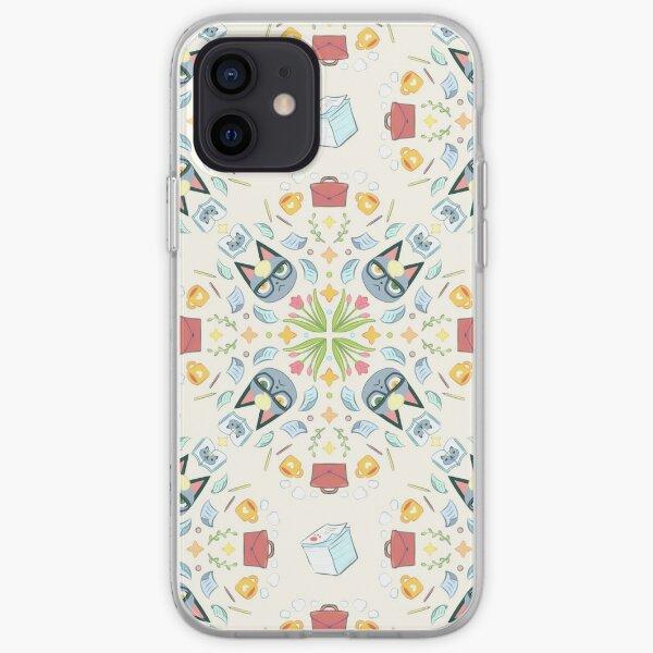 Raymond Pattern iPhone Soft Case
