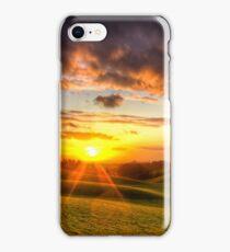 Deep sun iPhone Case/Skin