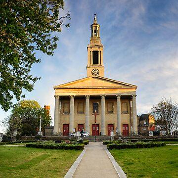 St Luke's Church, West Norwood, London. by DonDavisUK