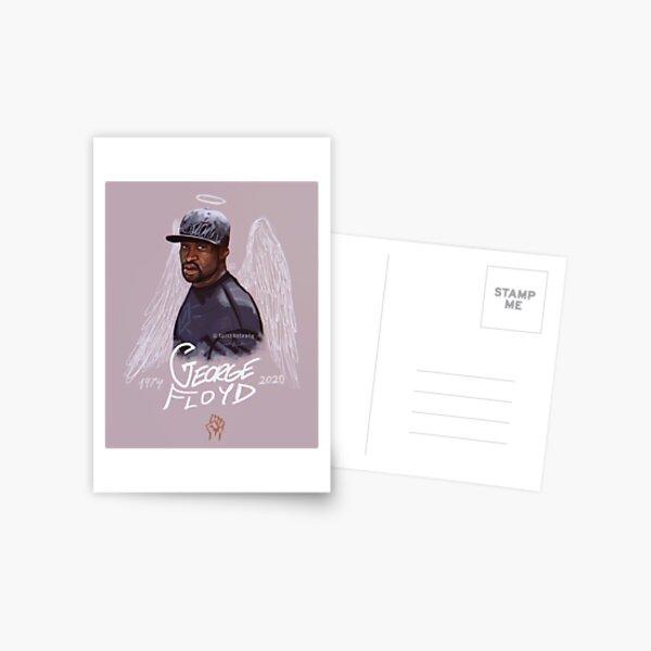 Big Floyd / George Floyd Postcard