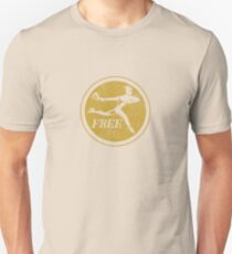 Roses Are Free Unisex T-Shirt