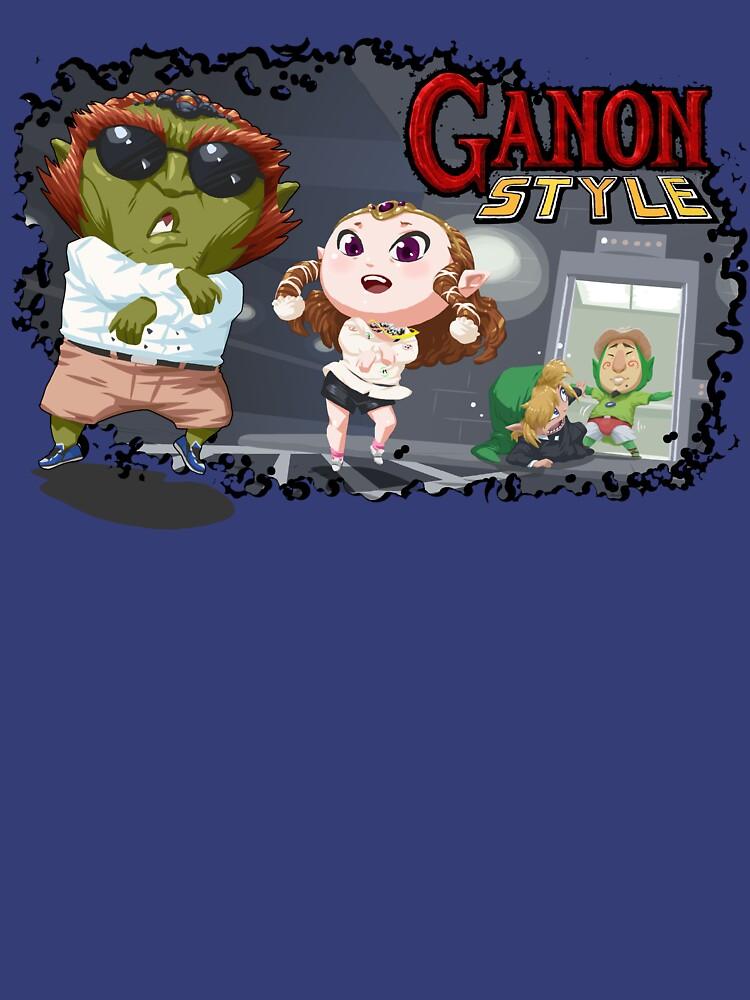 Oppan Ganon Style | Unisex T-Shirt