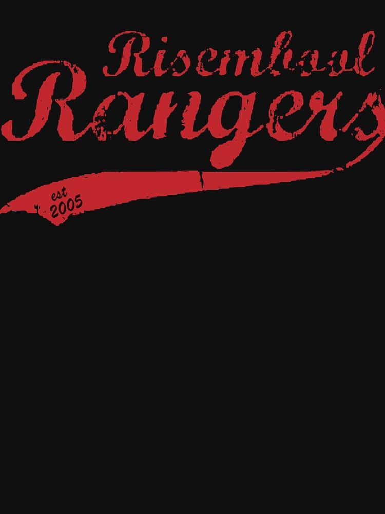 Risembool Ranger Softball Design by squallykins