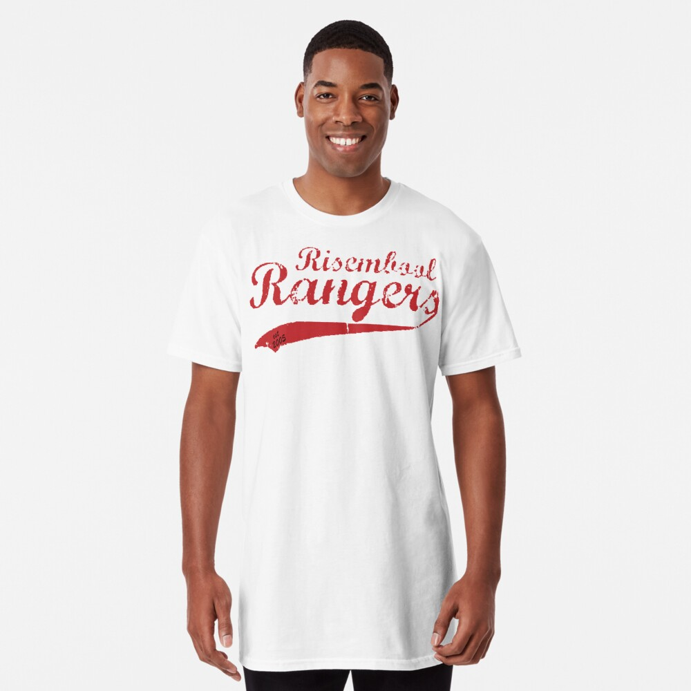 Risembool Ranger Softball Design Long T-Shirt