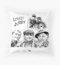 Only fools and horses Throw Pillow