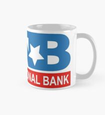 Goliath National Bank Mug