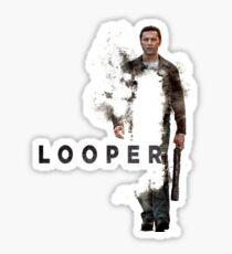 LOOPER Poster Sticker