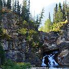 Running Eagle Falls by kayzsqrlz