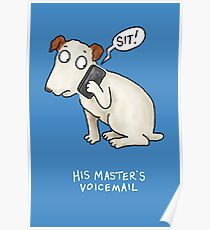 HMV Poster